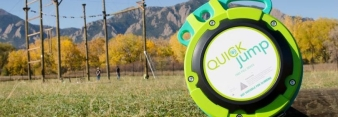Incorporate a QuickFlight Into Your Ropes Course