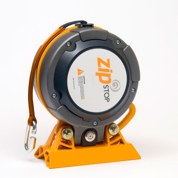 zipSTOP zipline brake unit