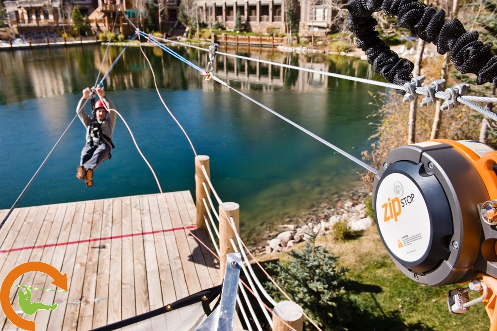 ... zip line, adventure, and amusement industries. Our products strive to reduce the risk involved in adventure activities, while increasing your throughput ...